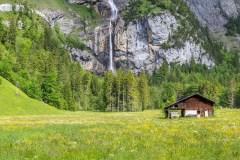 Allmenbachfalle waterfall