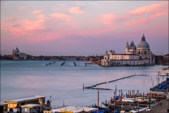 Salute, Venice at dawn