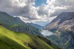 Lago di Fedaia