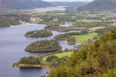 Lord's Island and Derwent Isle