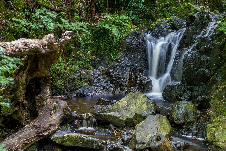 Cat Gill waterfall
