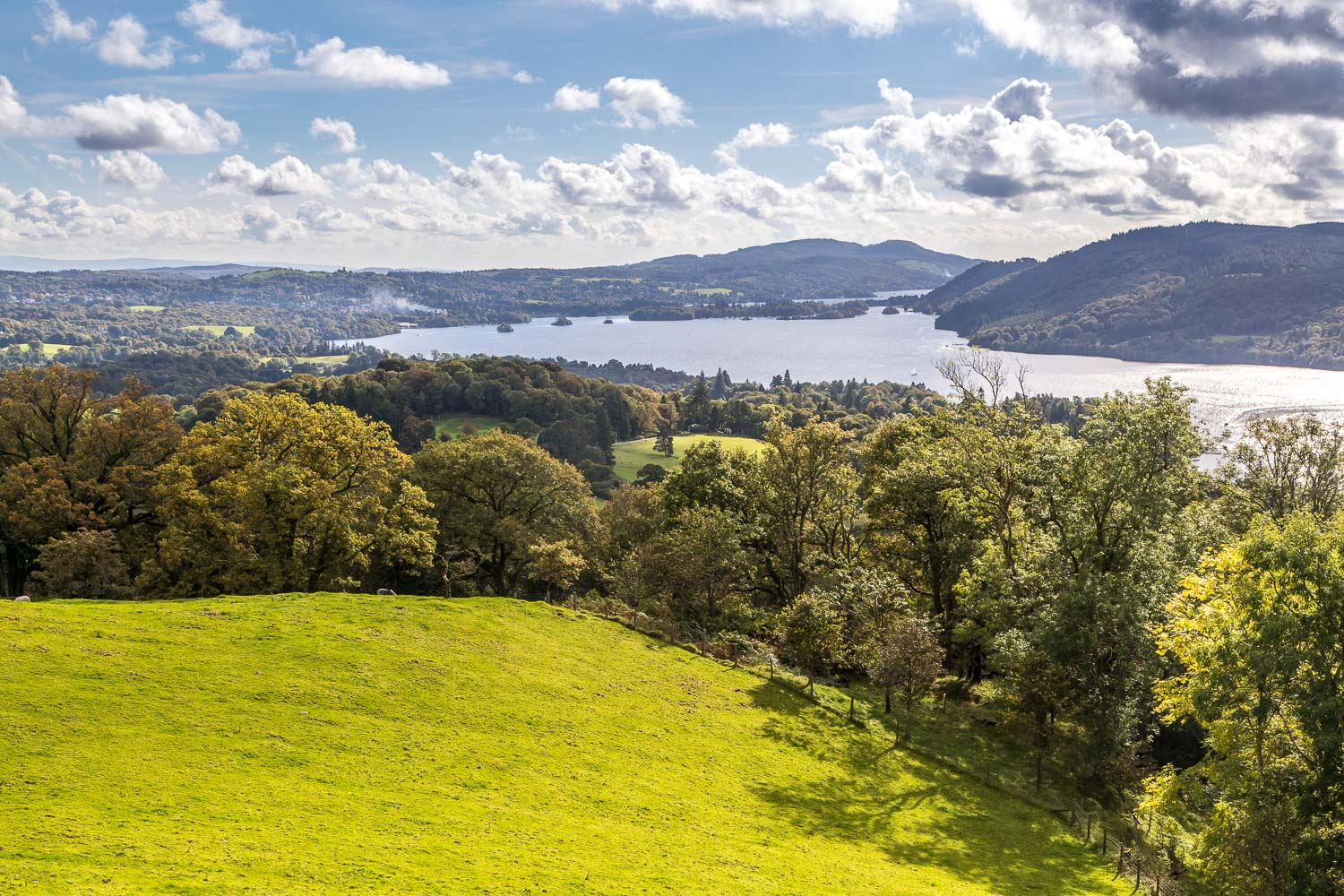 Wansfell walk, Windermere