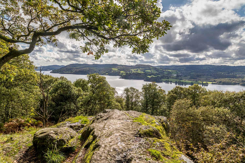 Wansfell walk, Jenkin Crag