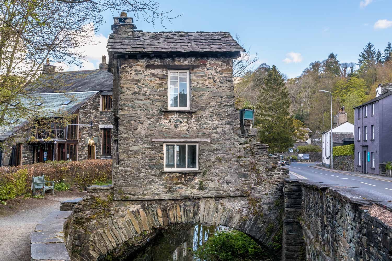 Bridge House Ambleside, Wansfell Pike walk