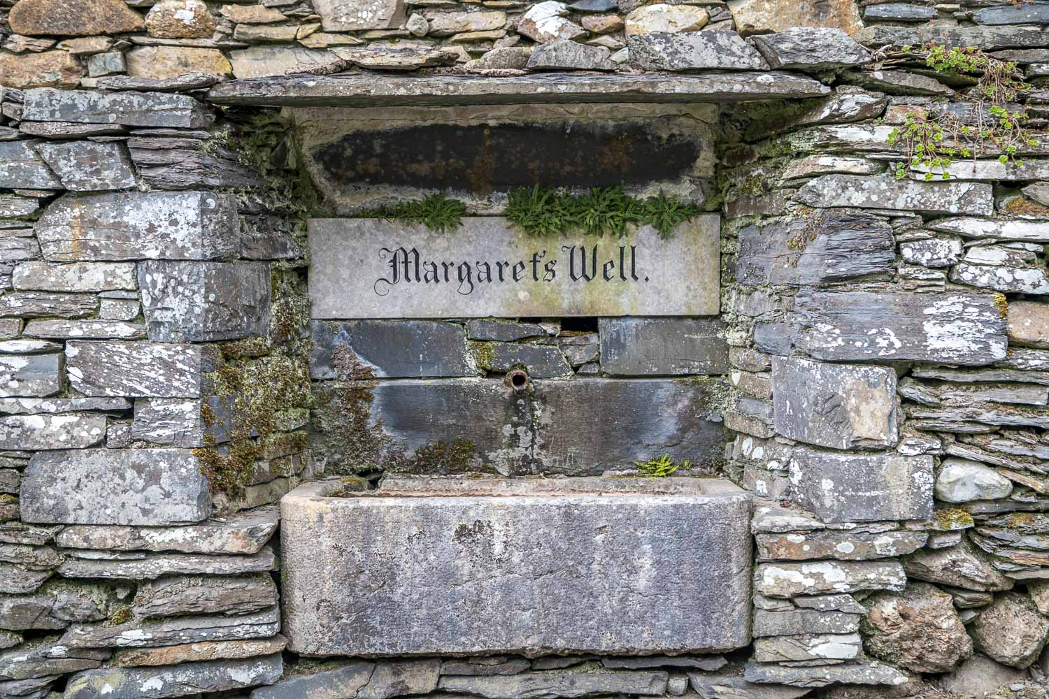 Margaret's Well, Troutbeck