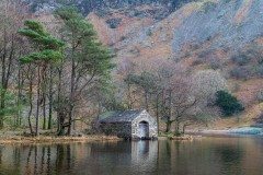 Boathouse Wast Water