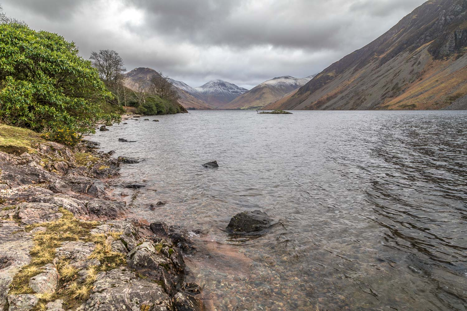 Wast Water, Wastwater