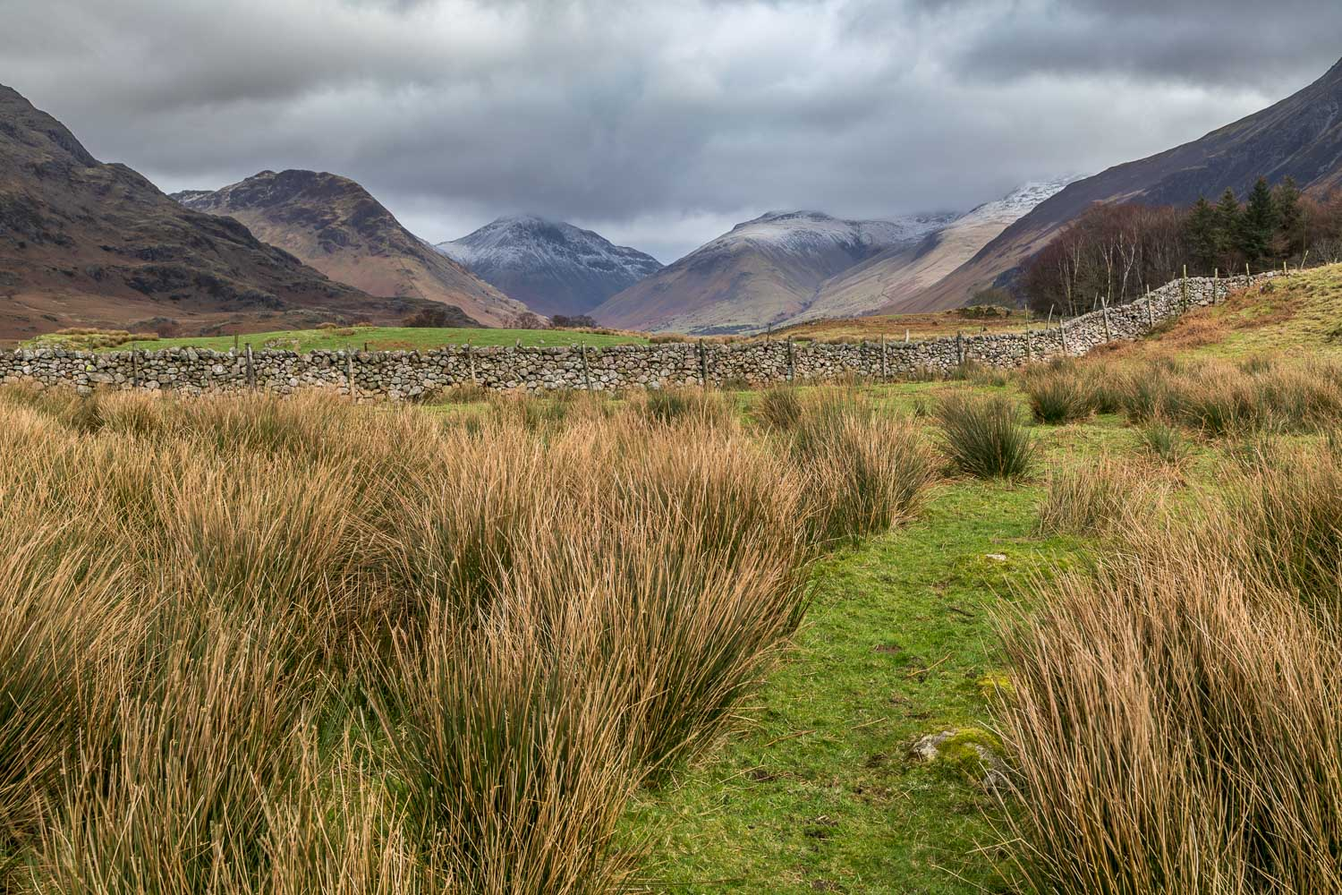 Ashness How, Wasdale