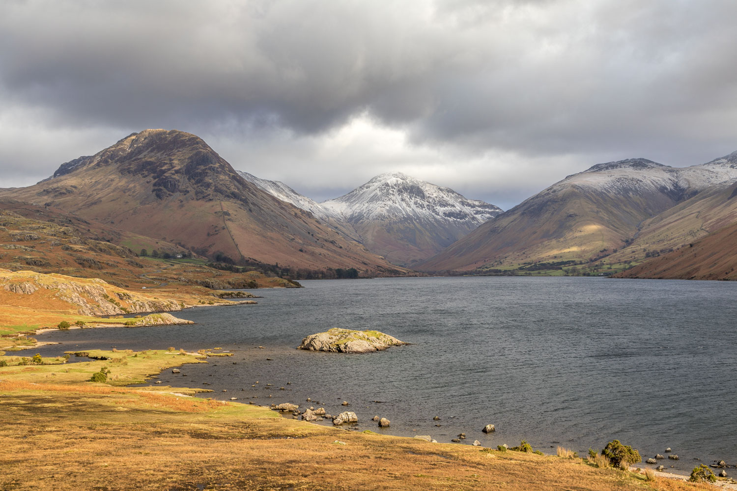 Wast Water view, Wasdale Head view, Britain's favourite view