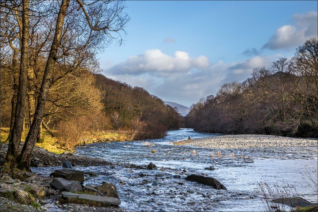 River Derwent Borrowdale