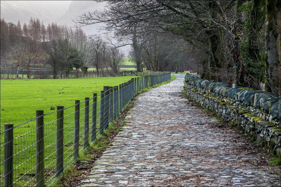 Path to Rosthwaite