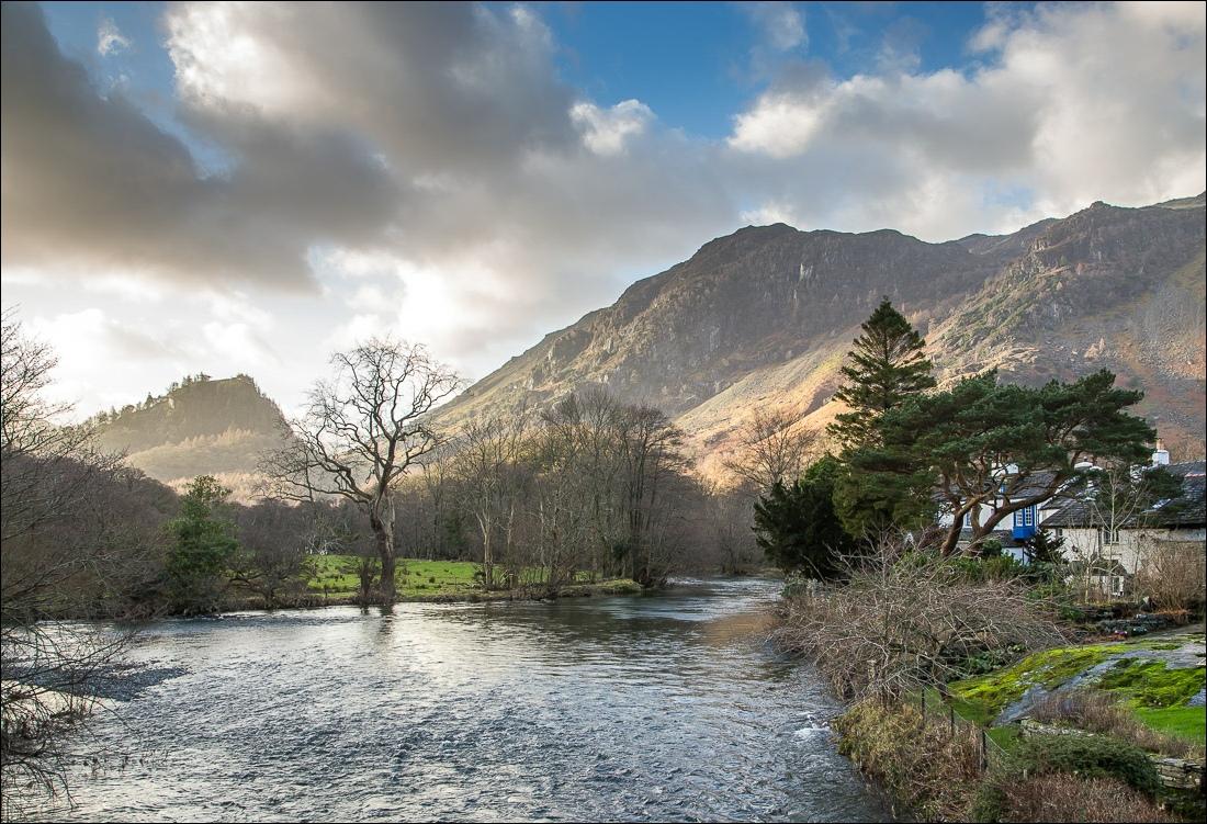 Grange, Castle Crag, High Spy