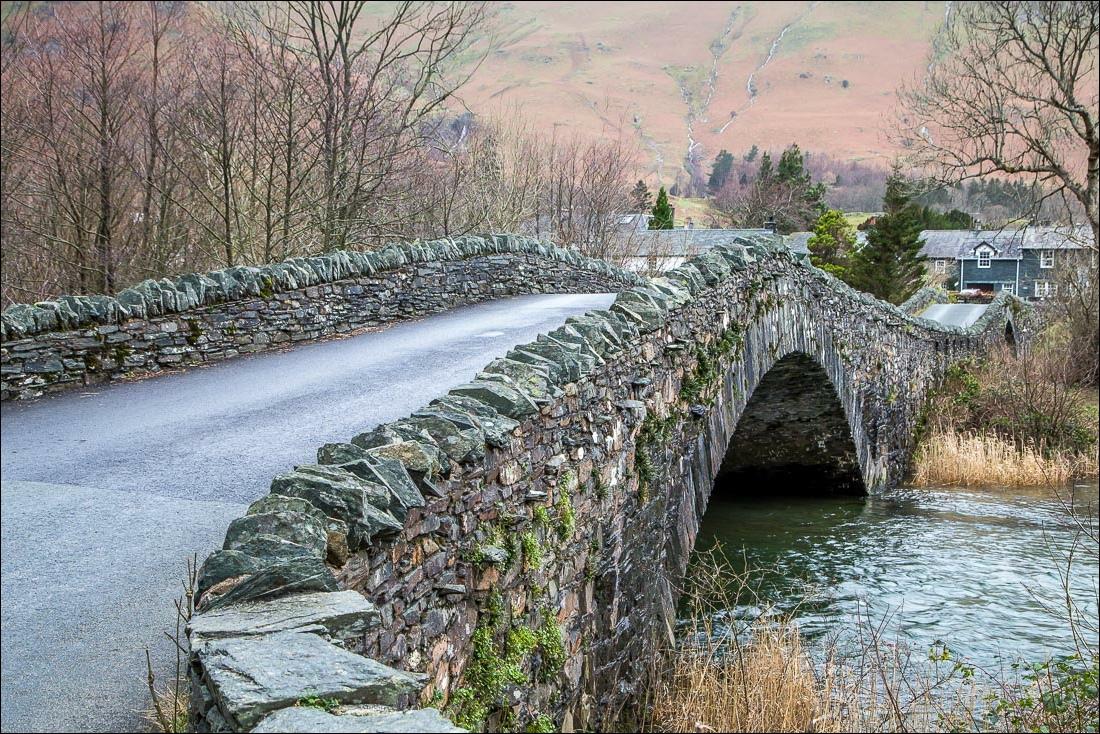 Bridge at Grange, Borrowdale