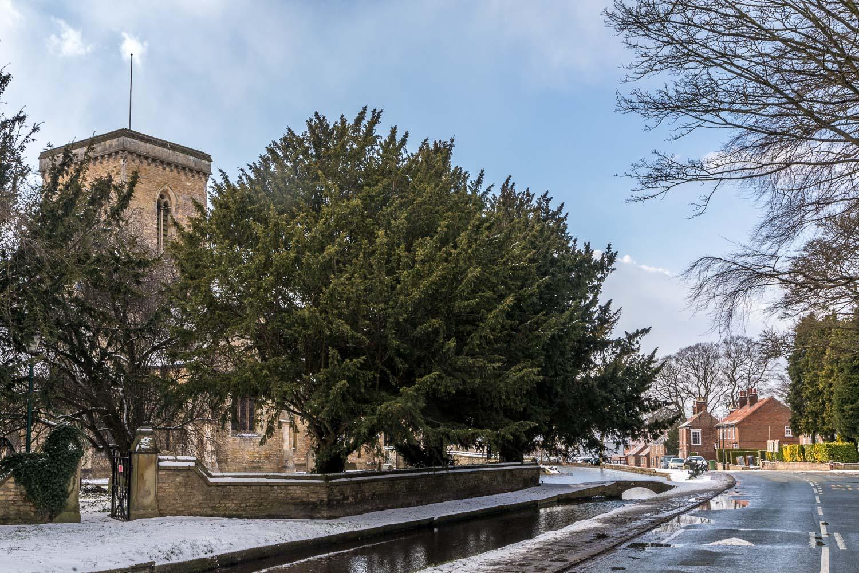 St Helen's Church Welton
