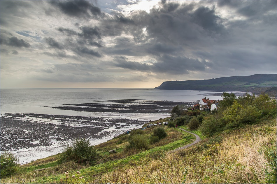 Robin Hoods Bay to Whitby-1