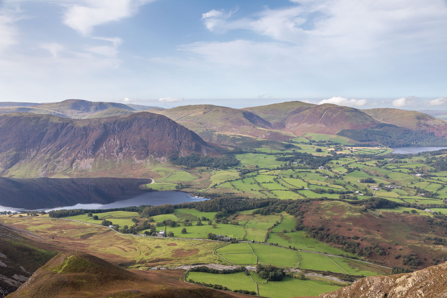 Mellbreak, Crummock Water, Loweswater