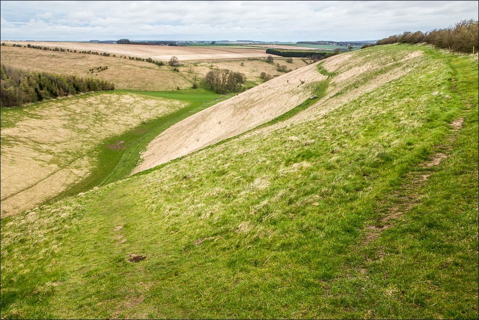 Horse Dale, Wolds Way