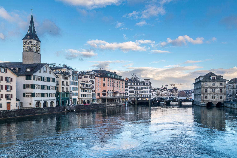 Zurich St Peters