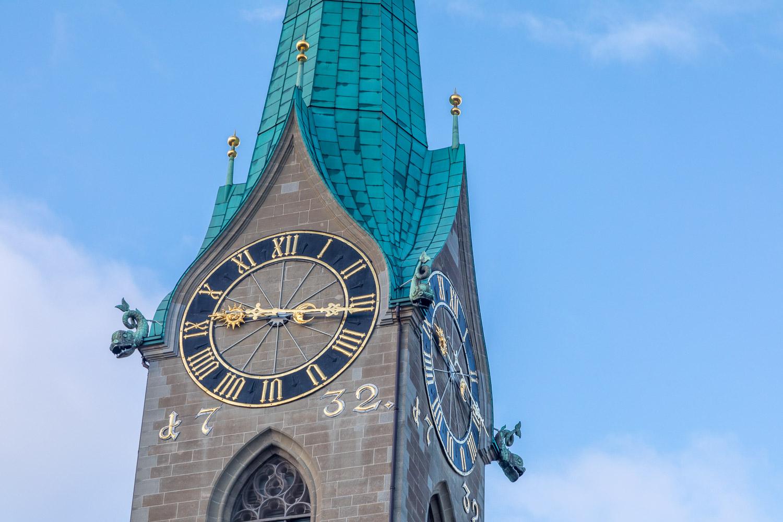 Zurich, Fraumünster Church