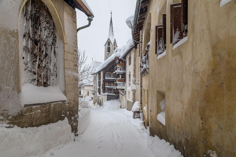 Guarda church
