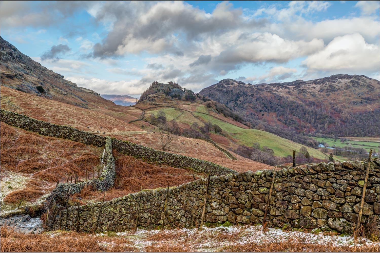 Seatoller walk, Castle Crag