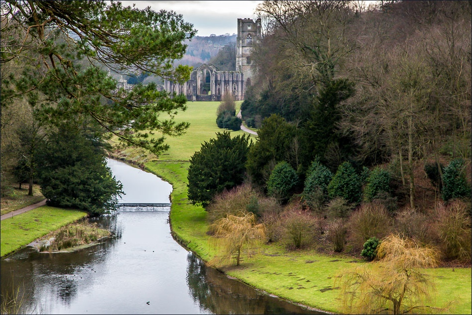 Fountains Abbey Andrews Walks