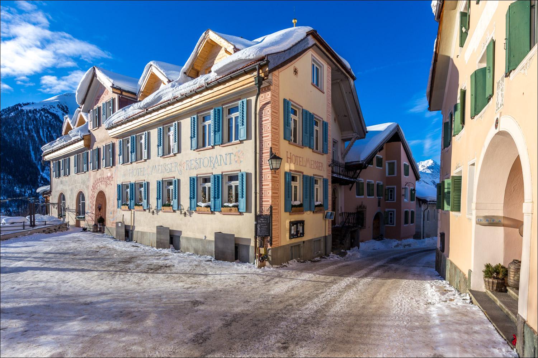 Guarda village