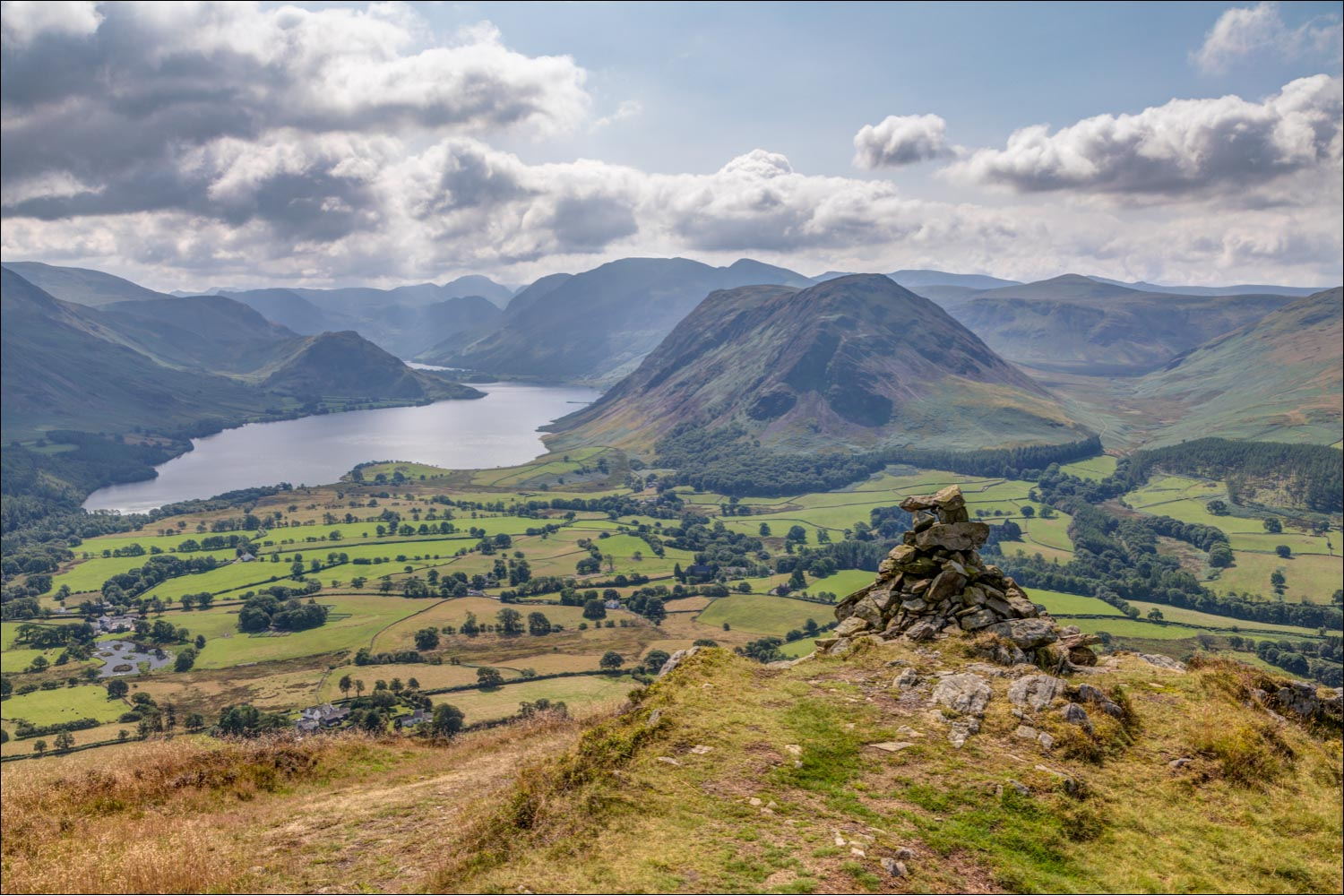 Low Fell and Loweswater