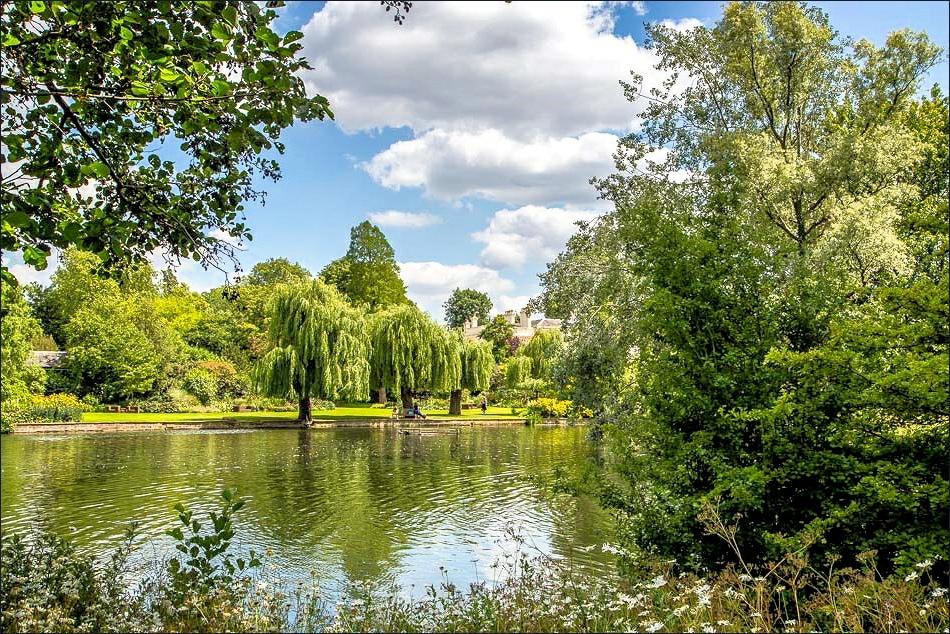 Regents Park walk