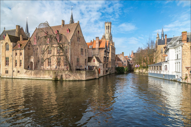 The Belfry, Bruges