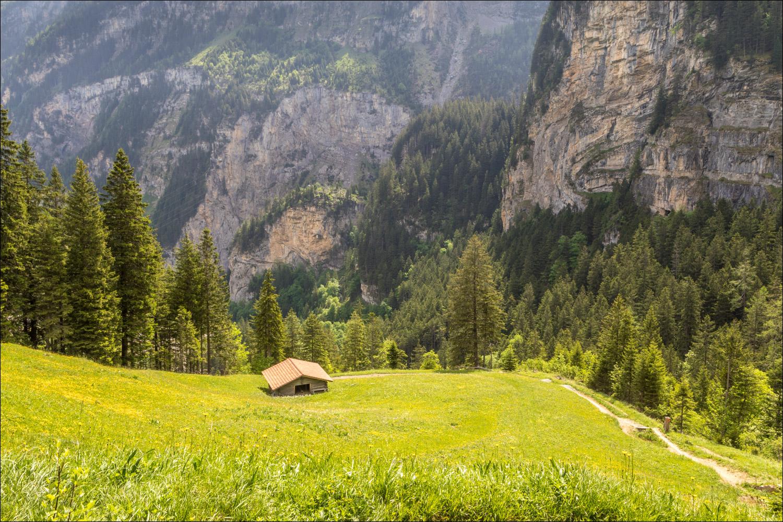 Uschene Valley