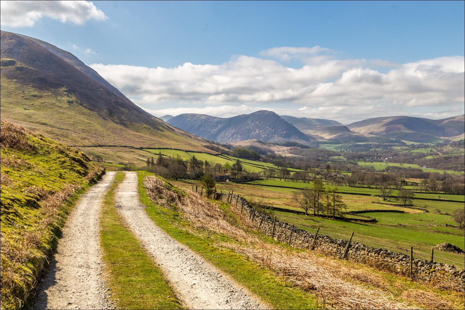 Lorton to Buttermere